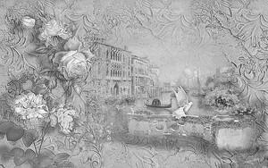 Венеция в черно-белых тонах