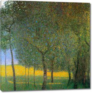 Климт Густав. Фруктовые деревья