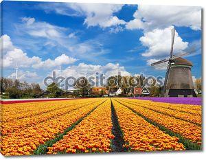 голландский пейзаж