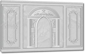 Лепнина, арки и рамки