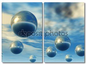 3D сферы