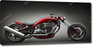 мотоцикл понятия (никакие фирменные проблемы, поскольку автомобиль - мой собственный дизайн)