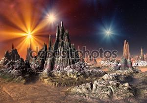 Талос - чужой планете часть 1