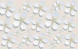 Бумажные цветки
