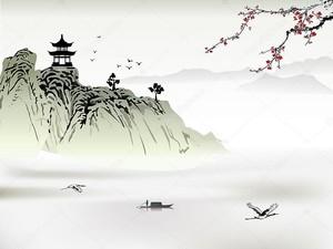 Китайский пейзаж