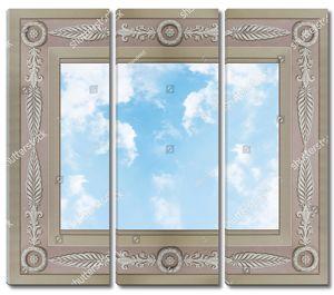 Небо в рамке