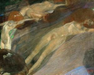Климт Густав. Живая вода