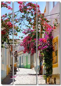 улица в Алгарве.