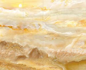 Рисунок горного мрамора