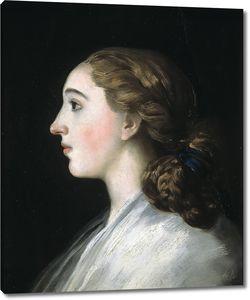 Гойя и Лусиентес Франсиско де. Мария Тереза де Вальябрига