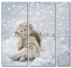 Фигурка ангелочка