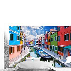 Венеция, канал острова Бурано
