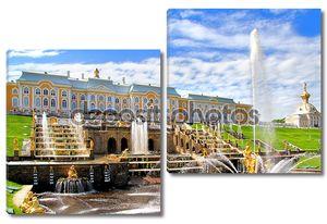 Дворец Петергоф, Россия