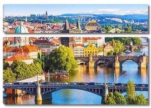 Мосты Праги, Чехия