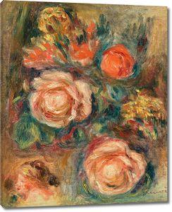 Ренуар. Букет роз