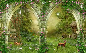 Арки в сад
