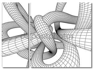 3-я монохромная архитектура эскиза