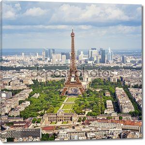 Эйфелева башня, Париж - Франция