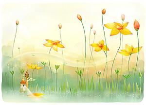 Замок цветочных гномов
