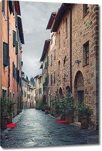 Типичная Итальянская улица