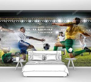 Лучшие моменты футбола. Смешанные медиа