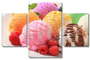 различное мороженое