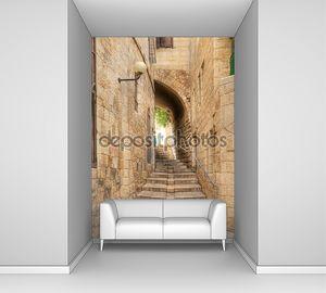 улицы Старого Иерусалима.