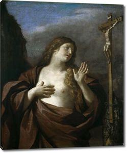 Джованни Франческо Гверчино (Барбьери). Кающаяся Магдалина