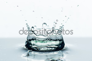вода плещется фон