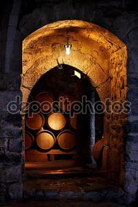 бочка вина в winerry.