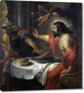 Коссирс Ян. Юпитер и Ликаон