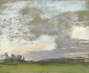 Моне Клод.Пейзаж