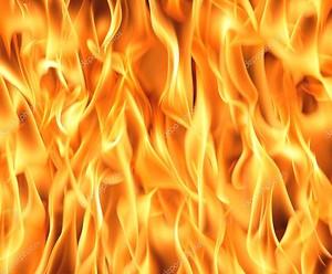 Огонь пламя фоном
