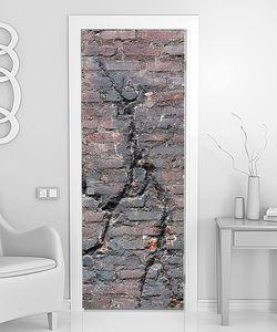 Стена с трещиной