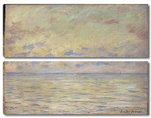 Клод Моне. Море рядом с  Этрета
