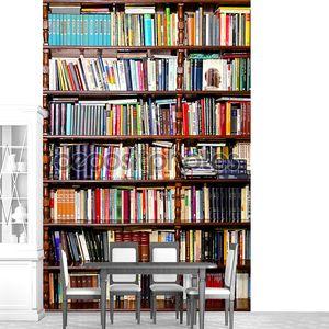 Книги вертикальные