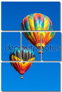 Огромные воздушные шары