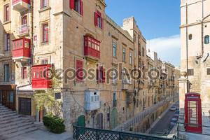 StreetView Валлетта, Мальта