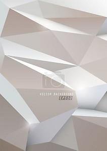 Абстрактный геометрический фон. Векторные иллюстрации