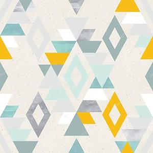 Красочный геометрический узор