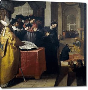 Кардучо Висенте.  История св. Жана де Мата, основателя ордена тринитариев