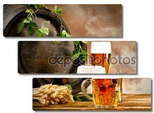 натюрморт пива