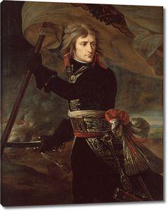 Гро  Антуан-Жан. Наполеон Бонапарт на Аркольском мосту