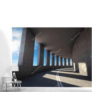 Дорожный тоннель