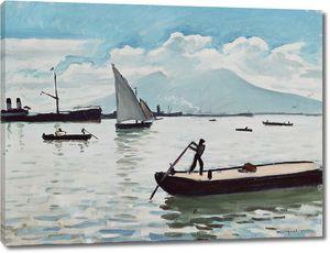 Альбер Марке. Неаполитанский залив
