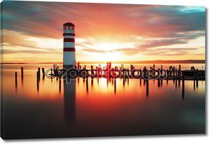 sunrise Beach с Маяк