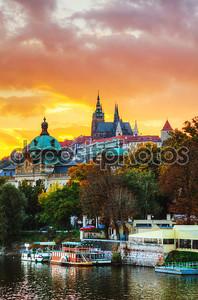 Обзор старой Праги