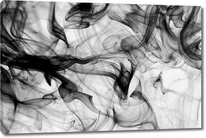 Фон абстрактный дыма