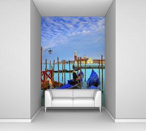 Два каноэ, Венеция