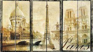 Триптих Парижа